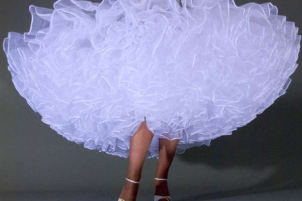 Petticoat SPECIAL Wade weiss